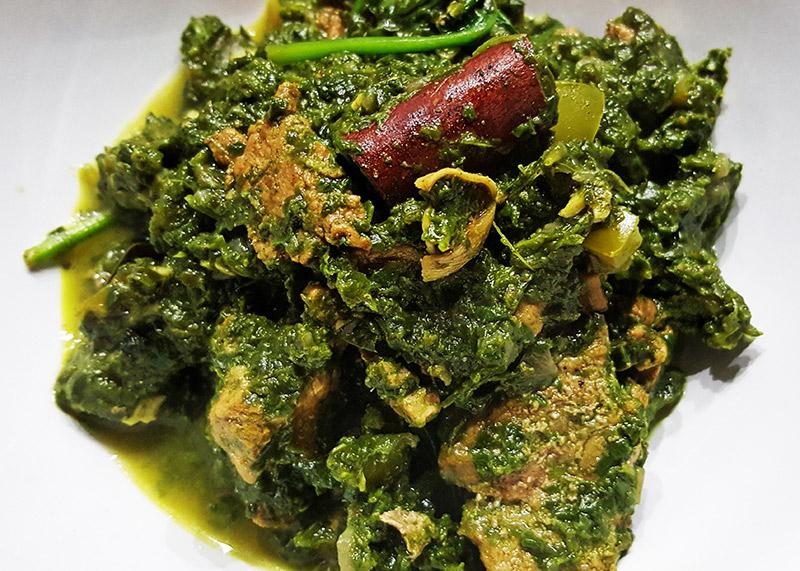 Indiase curry met varkenshaas en spinazie | Gewoon een foodblog!