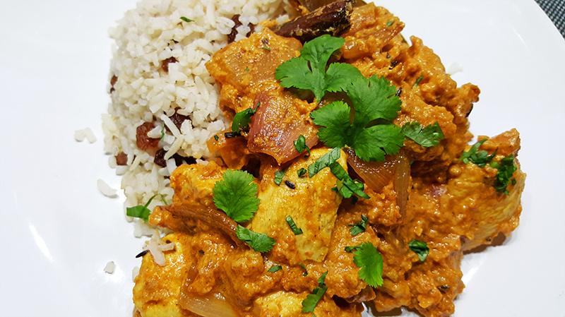 Kip dopiaza (Curry met ui en kip) | Gewoon een foodblog!