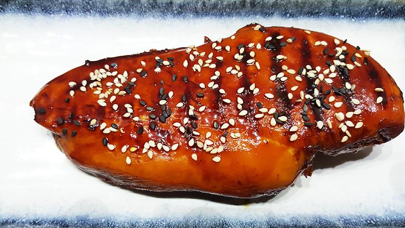 Kip teriyaki met zelfgemaakte teriyaki saus | Gewoon een foodblog