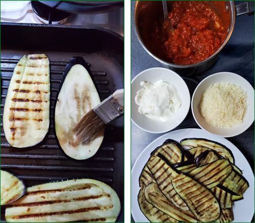 Mlanzane alla Parmigiana | Gewoon een foodblog!
