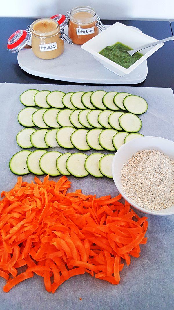 Voorbeelden Bosch foodprocessor | Gewooneenfoodblog.nl
