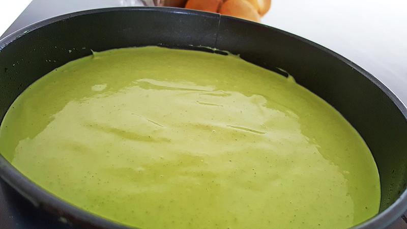 Avocado kwarktaart zonder kiwi | Gewooneenfoodblog.nl
