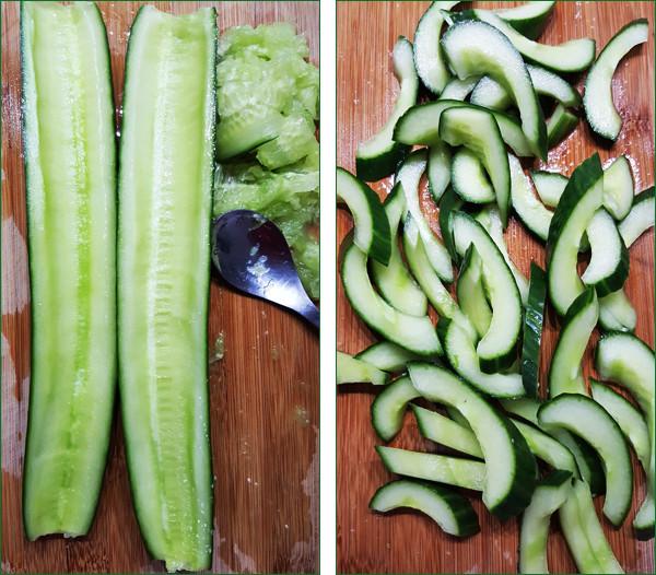 Oi-Mochum: Koreaans bijgerecht van komkommer | Gewooneenfoodblog.nl