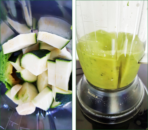 Bosch foodprocessor review: Smoothie