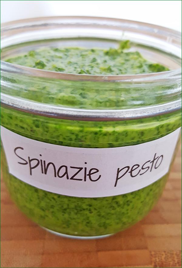 Spinazie pesto | Gewoon een foodblog!