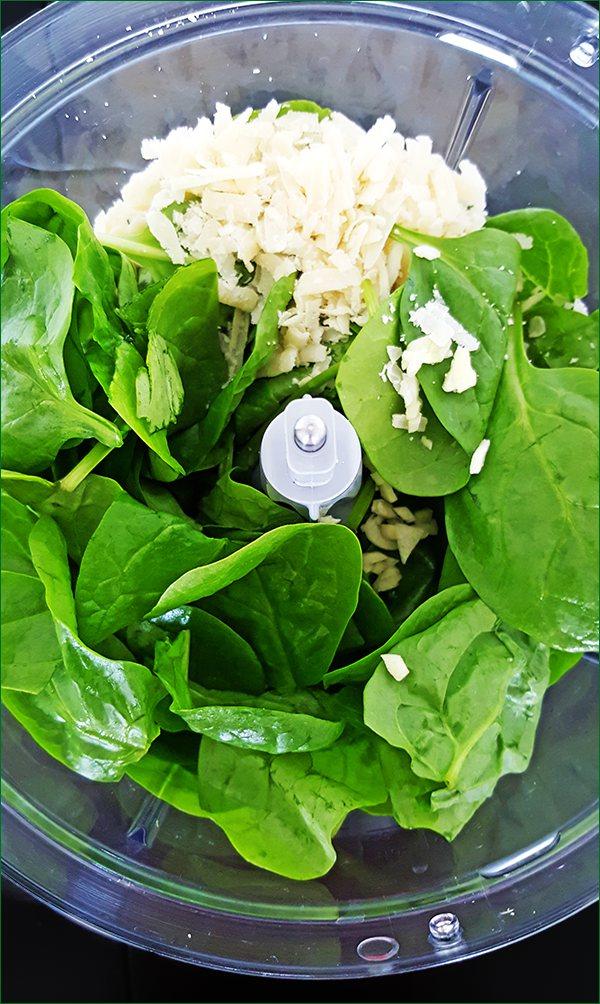 Groene pesto met spinazie | Gewoon een foodblog!