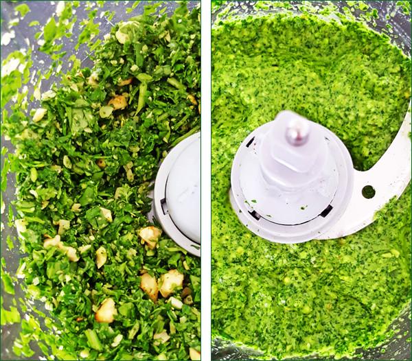 Pesto maken met foodprocessor | Gewoon een foodblog!
