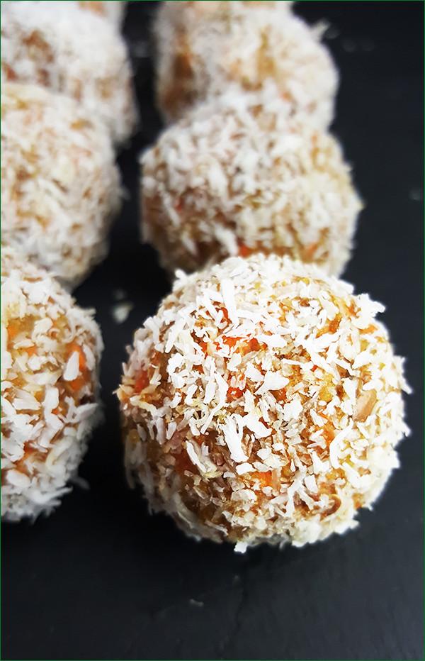 Wortel-dadelballetjes maken   Gewoon een foodblog!