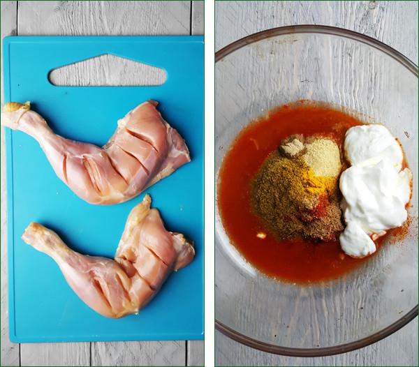 Zelf kip tandoori maken | Gewoon een foodblog!
