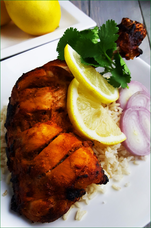 Kip tandoori uit de oven | Gewoon een foodblog!