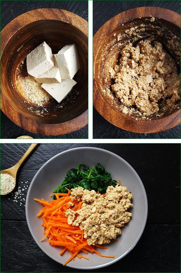Japanse shira-ae maken | Gewooneenfoodblog.nl