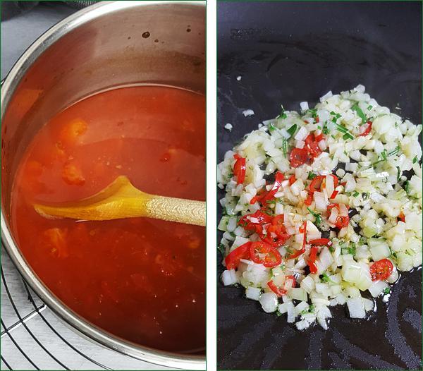 Risotto met spinazie en tomaten maken | Gewooneenfoodblog.nl