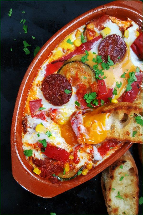 Spaanse flamenco eieren maken | Gewoon een foodblog!