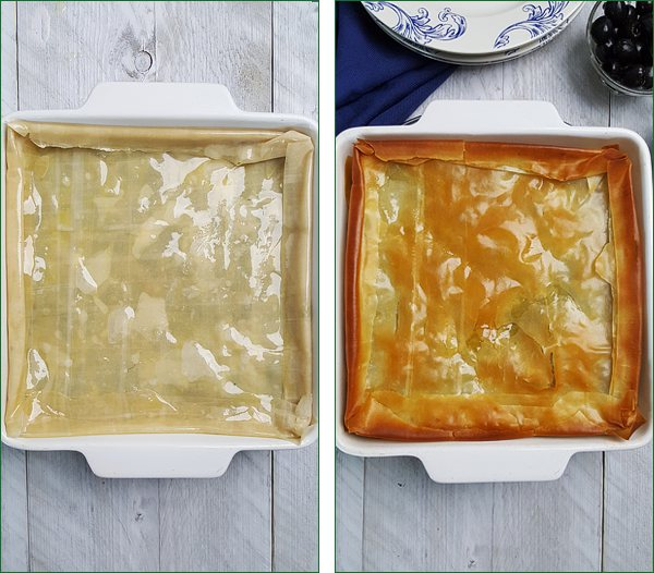 Griekse spanakopita maken #3 | Gewooneenfoodblog.nl