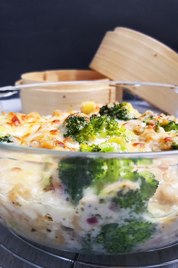 Mac 'n Cheese met broccoli en Griekse yoghurt | Gewoon een foodblog!