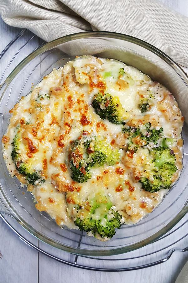 Mac 'n Cheese met broccoli en Griekse yoghurt | Gewooneenfoodblog.nl