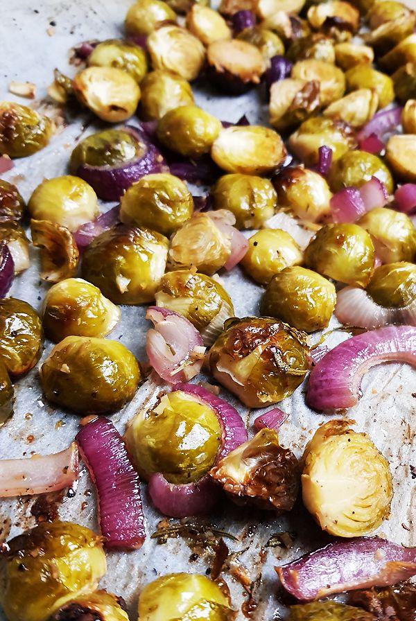 Spruitjes roosteren | Gewooneenfoodblog.nl