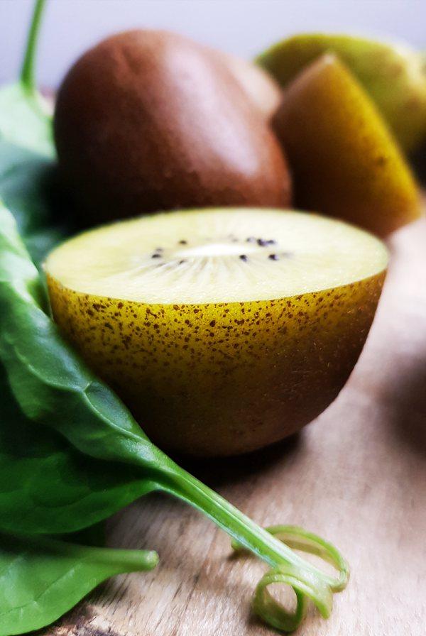 Ingrediënten groene smoothie met peer | Gewooneenfoodblog.nl