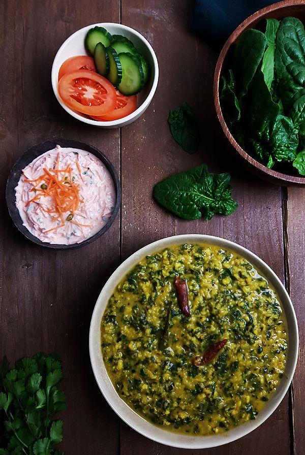 Recept voor Indiase Dal Palak | Gewooneenfoodblog.nl