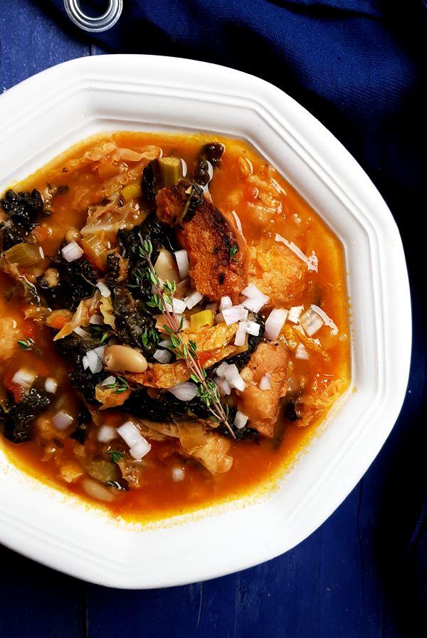 Toscaanse Ribollita recept | Gewoon een foodblog!