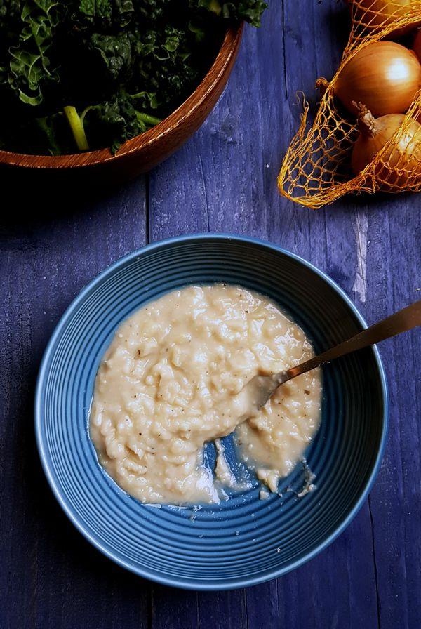 Gepureerde bonen voor door de soep | Gewooneenfoodblog.nl