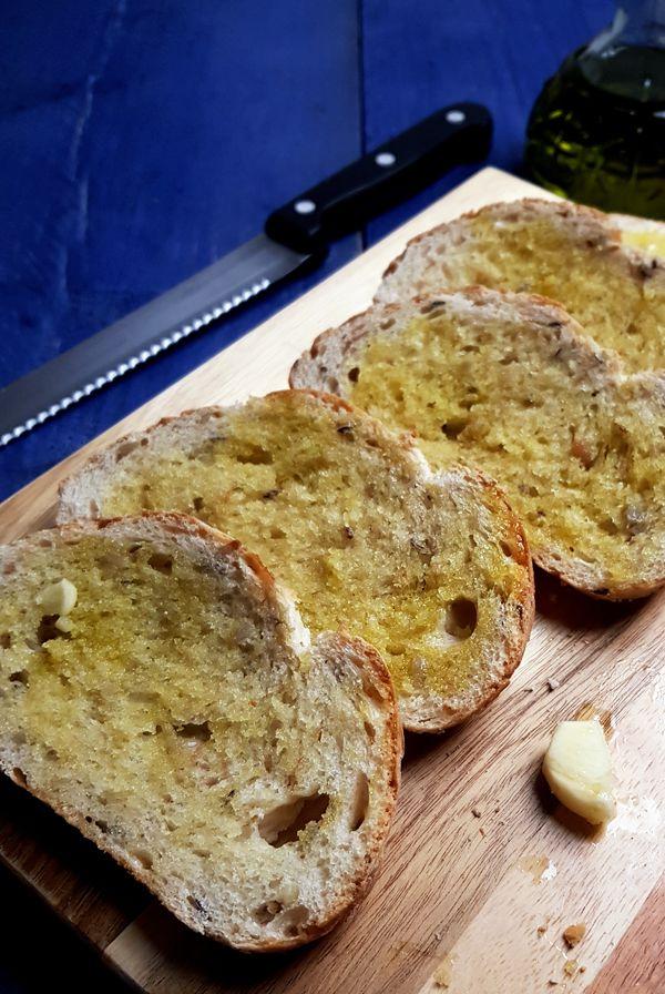 Toscaanse soep met oud brood | Gewooneenfoodblog.nl