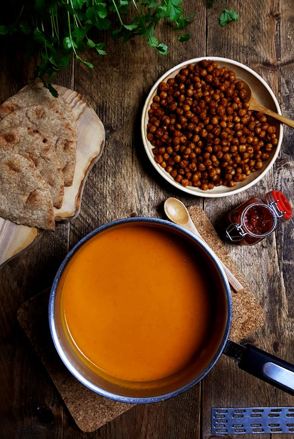 Romige flespompoensoep maken | Gewoon een foodblog!