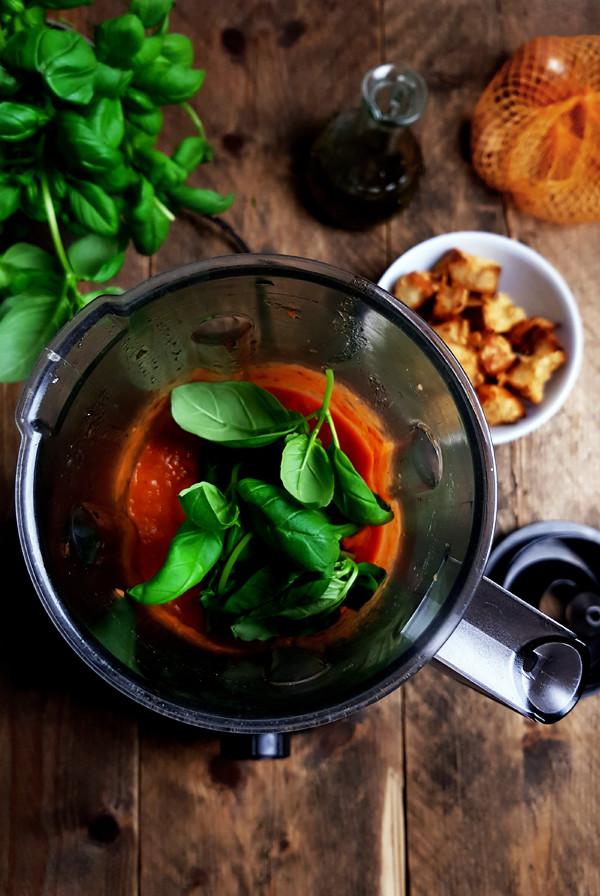 Geroosterde-tomatensoep maken | Gewoon een foodblog!