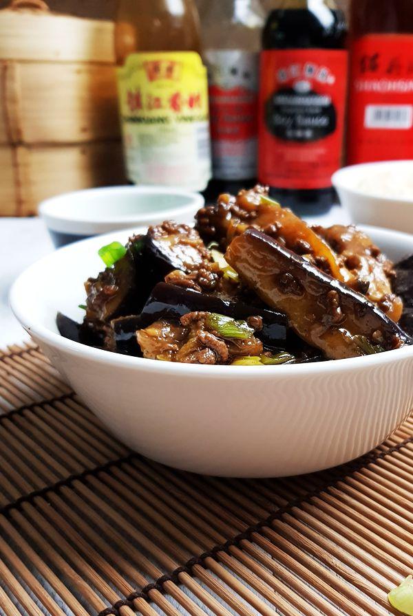 Recept pittige Szechuan aubergines | Gewooneenfoodblog.nl