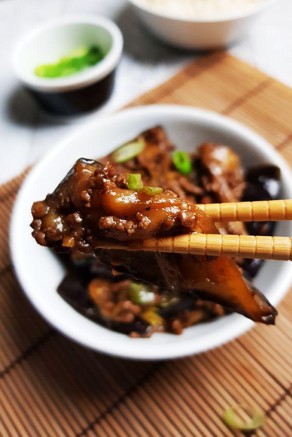 Pittige Szechuan aubergine met gehakt maken | Gewooneenfoodblog.nl